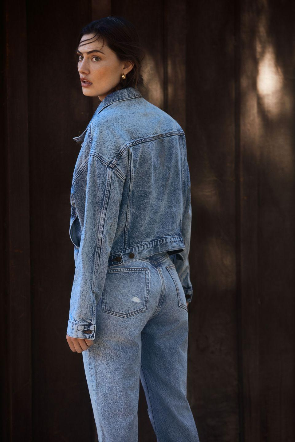 """<p><strong>Who: </strong>Reformation</p><p><strong>What: </strong>Sustainable jeans collection</p><p><strong>Where:</strong> Online at thereformation.com</p><p><strong>Why: </strong> Reformation is seeking to increase the transparency in their clothing production from start to finish, and the latest offering of denim includes <a href=""""https://urldefense.com/v3/__https://www.fibretrace.io/__;!!Ivohdkk!2oYCueQiXo7taQE7ngqoGPI__A7K8Jo5g1UcjUbqQCWtdoihIMoqGPETWklEZw$"""" rel=""""nofollow noopener"""" target=""""_blank"""" data-ylk=""""slk:FibreTrace"""" class=""""link rapid-noclick-resp"""">FibreTrace</a> technology which engrains scannable, luminescent pigments into the fabric. When scanned, customers are able to view where the textiles came from that compose the jeans they're wearing. Find out where the cotton was responsibly farmed and culled, to where the jeans were produced, and finally how they ended up on your legs. The range includes 6 styles, including some Reformation favorites, and range from $78-148.</p><p><a class=""""link rapid-noclick-resp"""" href=""""https://go.redirectingat.com?id=74968X1596630&url=https%3A%2F%2Fwww.thereformation.com%2F&sref=https%3A%2F%2Fwww.elle.com%2Ffashion%2Fshopping%2Fg35685914%2Fmarch-2021-fashion-collaborations-launches%2F"""" rel=""""nofollow noopener"""" target=""""_blank"""" data-ylk=""""slk:SHOP NOW"""">SHOP NOW</a><br><strong><br></strong></p>"""