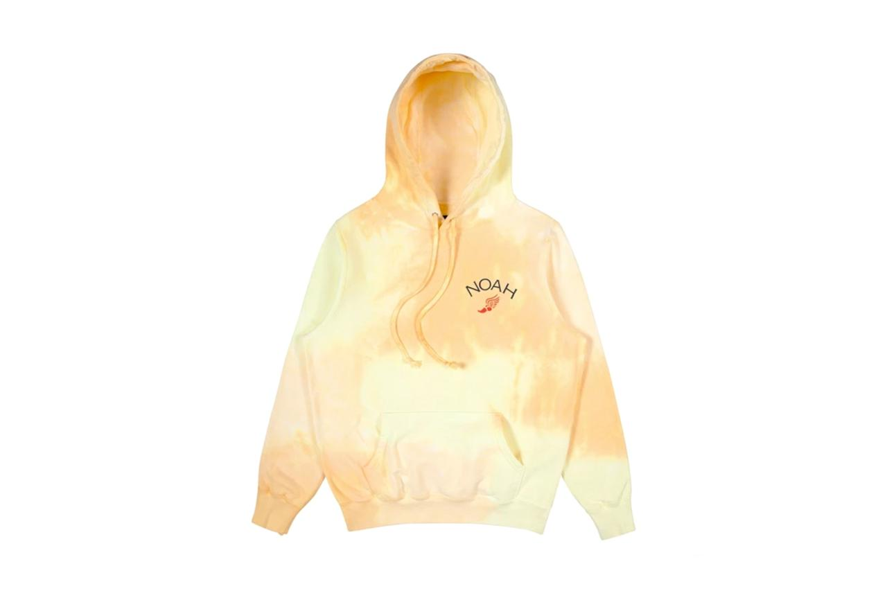 "$148, Noah. <a href=""https://noahny.com/products/sun-dyed-winged-foot-hoodie?variant=20829381099574"">Get it now!</a>"