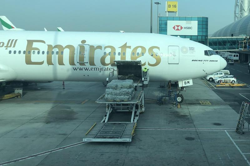 Cash back: Emirates is now offering full refunds for passengers worldwide whose flights have been cancelled as a result of the UAE flight ban: Simon Calder