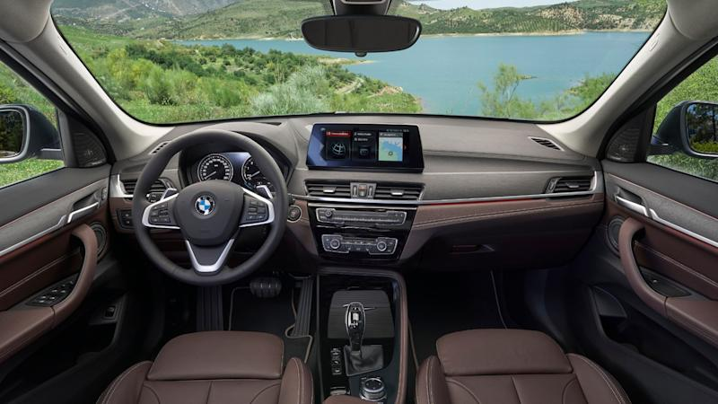 BMW X1 2019 interni