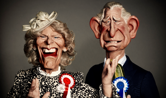 Spitting Image returns: Charles, Camilla, Michael Gove and Dominic Raab puppets unveiled