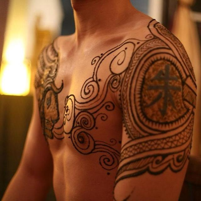 <p>How cool is this Asian-inspired piece? </p>
