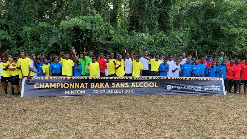 Championnat Baka Sans Alcool: Bringing Hope to the Youth of Cameroon
