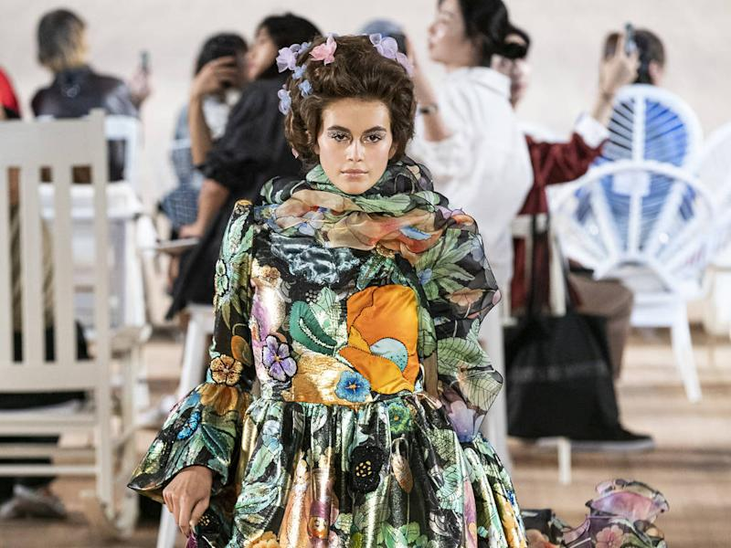 Marc Jacobs serves up joyful spectacle for spring 2020