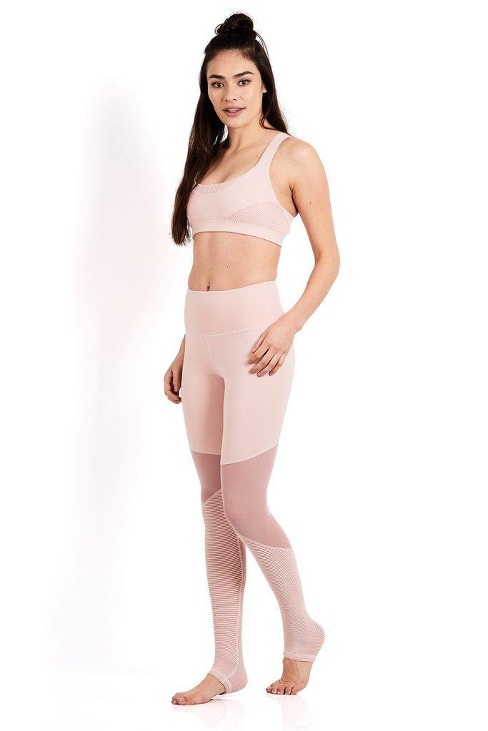 Millennial Pink Obsession Reaches a New High With This Unexpected Gym Look
