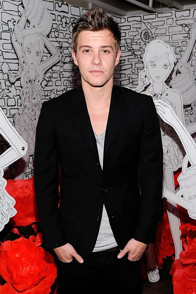 """27-year-old Xavier Samuel is one of Australia's hottest new exports thank to his role as evil vampire Riley in """"Twilight: Eclipse."""" Dimitrios Kambouris/<a href=""""http://www.wireimage.com"""" target=""""new"""">WireImage.com</a> - September 14, 2010"""