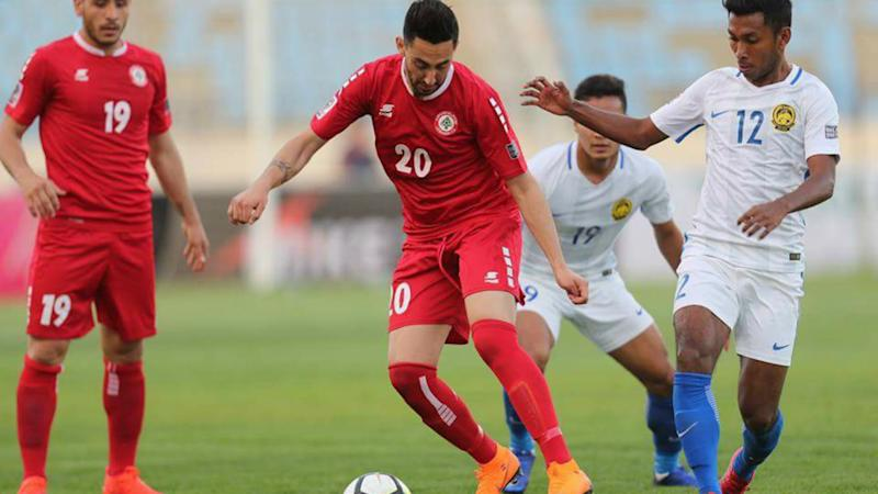 Lebanon 2 Malaysia 1: Same score but much improved performance