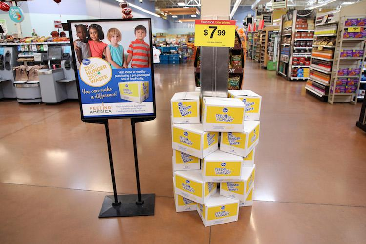 feed the hungry boxes kroger