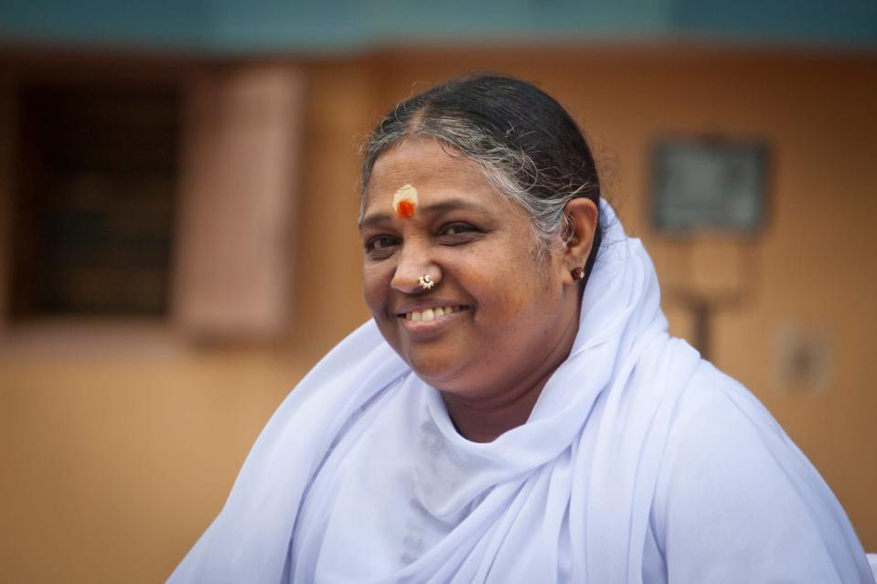 <p>Amritanandamayi Trust is reported to have assets worth more than Rs 1,500 crore ($210 million).<br>Better known simply as Amma (Mother), she is a Hindu spiritual leader and guru who is revered as a saint by her followers. Born to a family of fishermen in 1953, she was the third child of Sugunanandan and Damayanti. She has six siblings. This Kerala-based guru is renowned for embracing people spontaneously in order to comfort them in troubles and is therefore called 'The Hugging Saint'. Till date, she has hugged about 30 million people. Amma is respected for her humanitarian activities in the country and is the richest god woman ever. Her main sources of income are Amrita Schools spread across Kerala, Amrita Institute of Medical Science and Amrita Vishwa Vidyapeeth colleges. Contributions from Indian and foreign followers add to the income. </p>