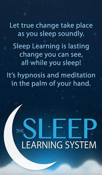 We all need a bit of motivation to boost our lives from time-to-time so why not get it while you're asleep? Motivation Sleep Learning uses hypnotherapist, Joel Thielke, guides users through meditation to relax your mind while motivational programs.