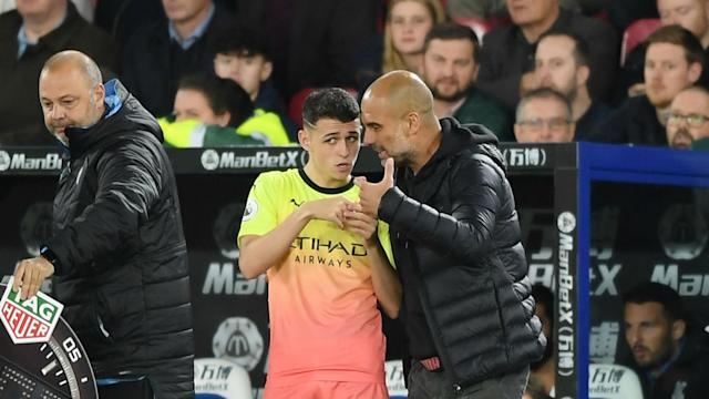 Manchester City's preparations for Anfield have been hit by injuries to key men but Pep Guardiola still has plenty of quality options.