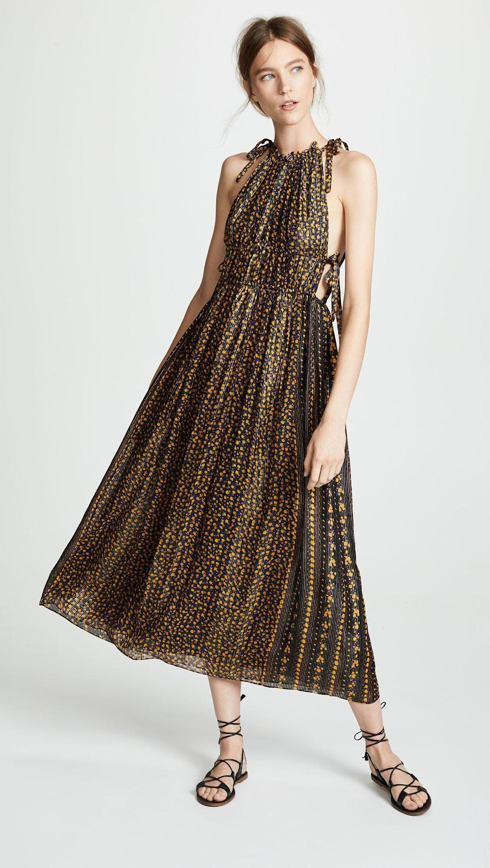 You can never go wrong with a Ulla Johnson dress. Available in sizes 0 to 10.