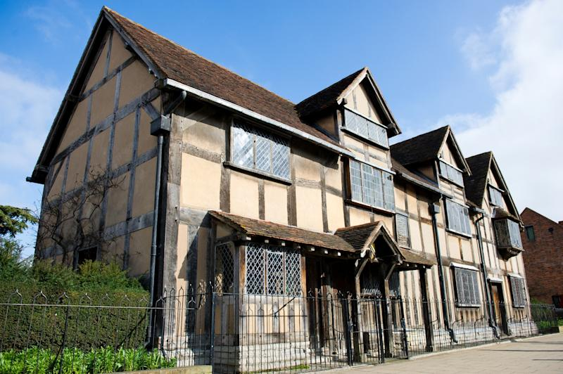 China will recreate the playwright's family home: Shakespeare Birthplace Trust
