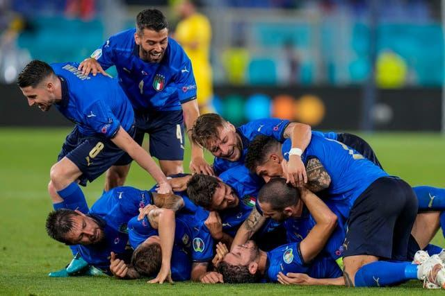 Italy are looking the real deal as they booked their place in the last 16 of Euro 2020 with a 2-0 win over Switzerland