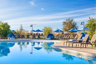 Resort-inspired amenities abound at this community