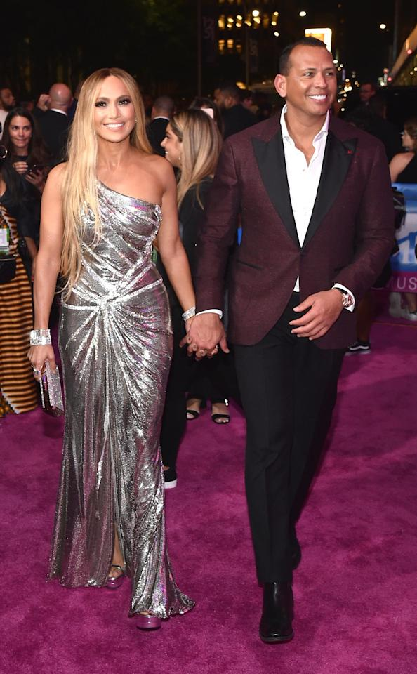 "Though their coordinating couples' style had been on our radar for more than a year, it was <a href=""https://people.com/celebrity/a-rod-instagram-boyfriend-moments-jlo/?slide=6455295#6455295"">the 2018 MTV Video Music Awards red carpet</a> that really cemented Rodriguez's reputation as <a href=""https://people.com/celebrity/celebrity-instagram-husbands/"">the most A-list Instagram husband in history</a>."