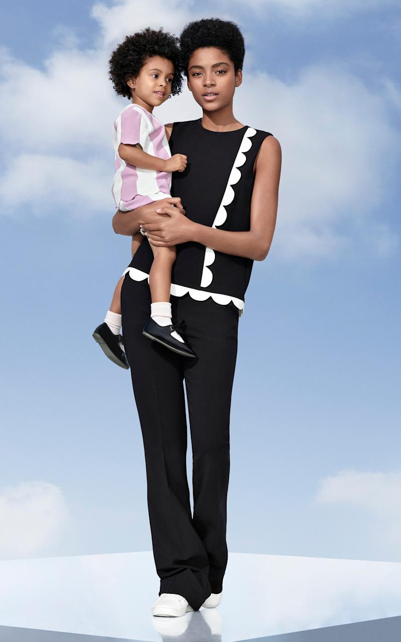 Victoria Beckham's Target collaboration includes childrenswear and plus-sizes - Credit: Courtesy of Victoria Beckham/ Target
