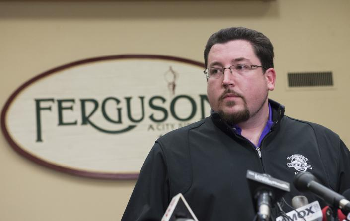 """Mayor James Knowles says he will not resign. """"Somebody is going to have to be here to run the ship."""" (Reuters/Kate Munsch)"""