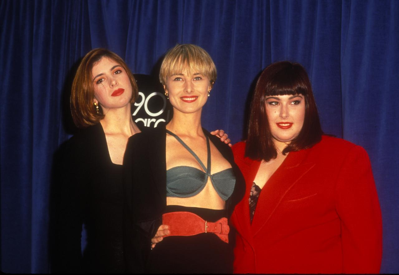 Wendy Wilson, Chynna Phillips and Carnie Wilson: Wilson Phillips in Los Angeles, California (Photo by Steve Granitz/WireImage)