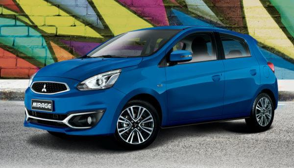 Cheapest Cars in the Philippines Under P1 Million - Mitsubishi Mirage