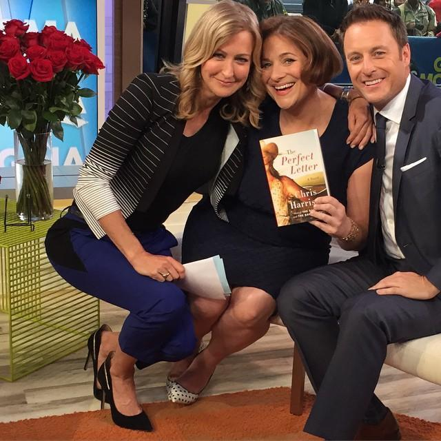 "<p>It seems that Chris Harrison has picked up a thing or two about romance during his nearly 20 years of hosting <em>The Bachelor </em>(plus all its variations). In 2015, the reality show star penned <em>The Perfect Letter</em>, his romance novel about a woman who's focused on her city life when her country roots (and the old flame) come knockin' a la Reese Witherspoon in <em>Sweet Home Alabama</em>. Also, there's murder apparently? Guess true love really does keep you on your toes.</p><p><a class=""link rapid-noclick-resp"" href=""https://www.amazon.com/Perfect-Letter-Novel-Chris-Harrison/dp/0062305239?tag=syn-yahoo-20&ascsubtag=%5Bartid%7C2139.g.34385633%5Bsrc%7Cyahoo-us"" rel=""nofollow noopener"" target=""_blank"" data-ylk=""slk:Buy the Book"">Buy the Book</a></p><p><a href=""https://www.instagram.com/p/23S_z0sG3h/"" rel=""nofollow noopener"" target=""_blank"" data-ylk=""slk:See the original post on Instagram"" class=""link rapid-noclick-resp"">See the original post on Instagram</a></p>"