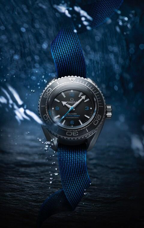 Omega diving watch