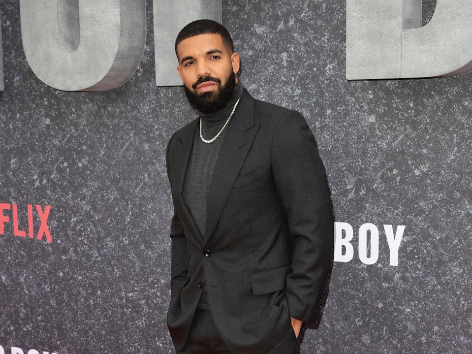 Drake releases a line of candles (Getty Images)