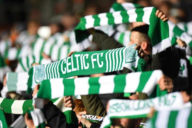 League leaders Celtic had been due to host Dundee, Hibernian and Hamilton were scheduled to meet in Edinburgh and Aberdeen were set to travel to Motherwell (AFP Photo/Andy BUCHANAN)