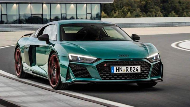 Audi unveils limited-edition R8 Green Hell supercar: Details here