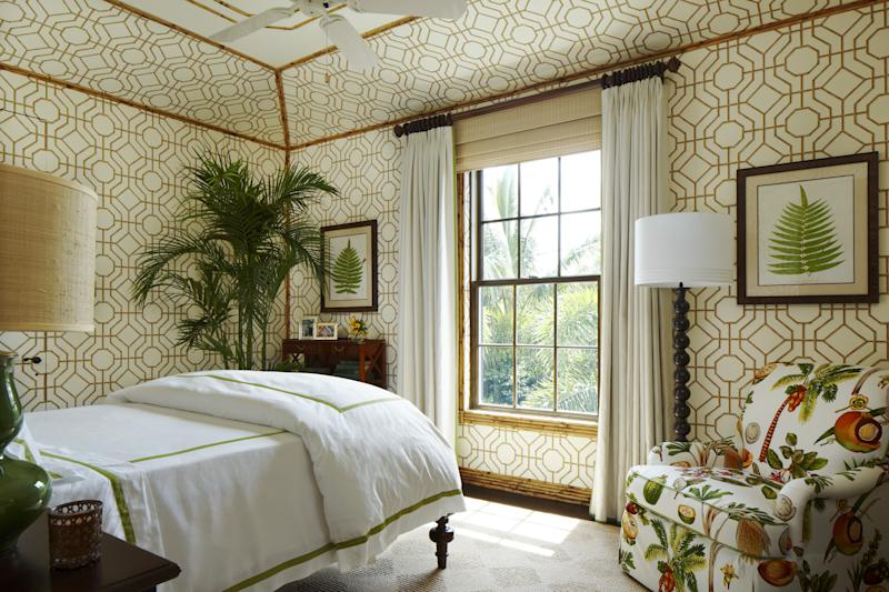 Palm Beach Influenced By British Colonial Style