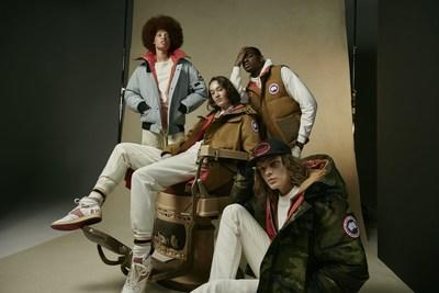 Canada Goose & NBA Collection with RHUDE Chilliwack Bomber, Portage Jacket, Freestyle Vest, Macmillan Parka