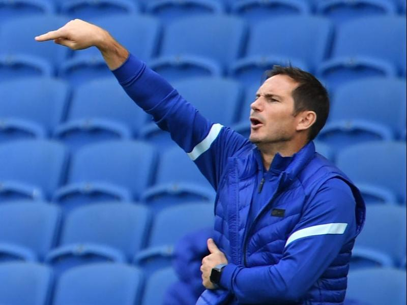 Frank Lampard's Chelsea have spent heavily this summer (AFP via Getty Images)