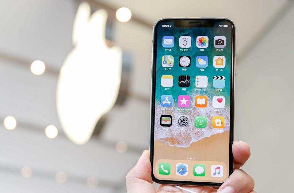 The new iPhone X is reportedly the most expensive to repair (Picture: REX Features)