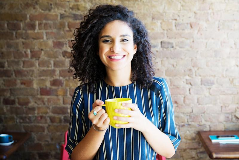 Mug shot: Perk yourself up with a healthy coffee in 2018: Getty Images/Tim Robberts