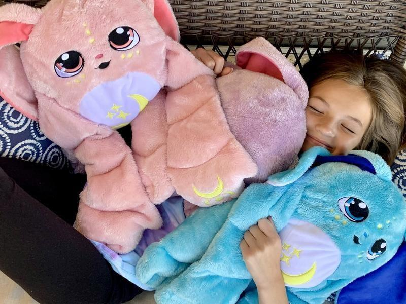 <p>Take the magic of weighted blankets to the next level with the <span>Moon Pal Anti-Anxiety Weighted Stuffed Animal</span> ($68, originally $105). The adorable pal offers companionship, and the five-pound weighted design is made to help optimize sleep, alleviate stress, and reduce anxiety. Plus, it's just really cute!</p>