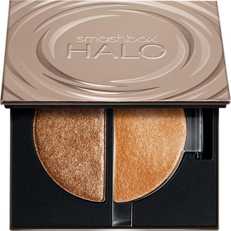 <p>If you love to have a glowy sunkissed look all summer long, you'll love using the <span>Smashbox Halo Glow Highlighter Duo</span> ($21, originally $35). You can choose between a bronzy shimmer or a golden hue. </p>