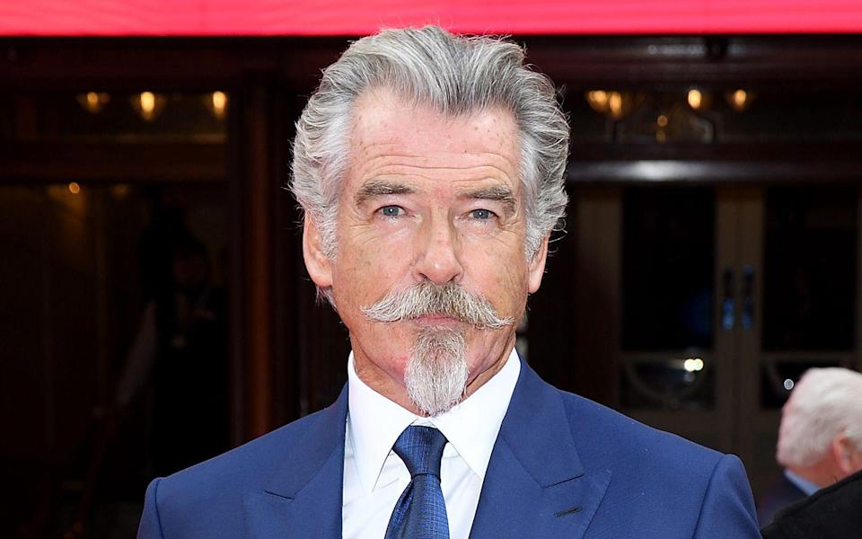 "In ""Black Adam"" wird Pierce Brosnan die Rolle des Dr. Fate übernehmen. (Bild: Karwai Tang/WireImage/Getty Images)"