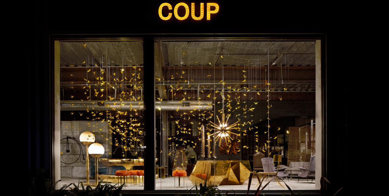 "<p>""<a href=""http://www.coupdetatsf.com"">Coup d'Etat</a> is one of the best design concept stores in the country — it has an amazing mix of one-of-a-kind vintage pieces, contemporary furniture, and modern art."" <i>Photo: Christopher Stark</i></p>"
