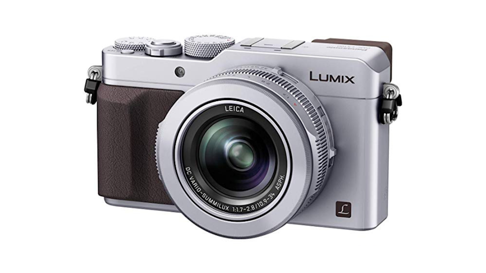 Best gifts for women: Lumix Camera