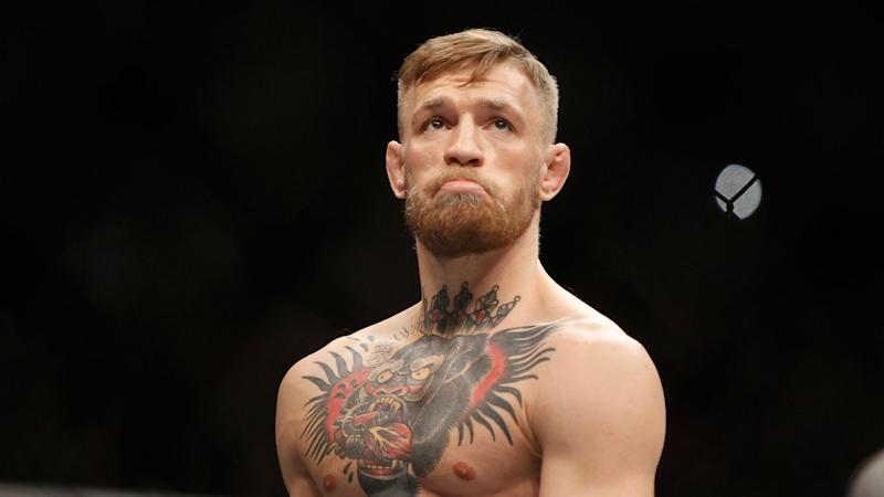 Conor McGregor's coach says UFC return talks 'ongoing'