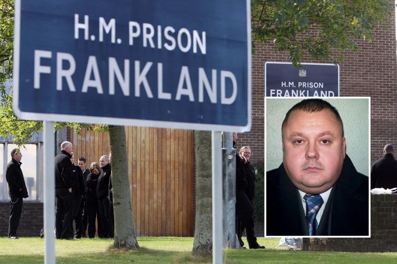 Levi Bellfield, inset, has reportedly been placed on suicide watch following an attempt at taking his own life.