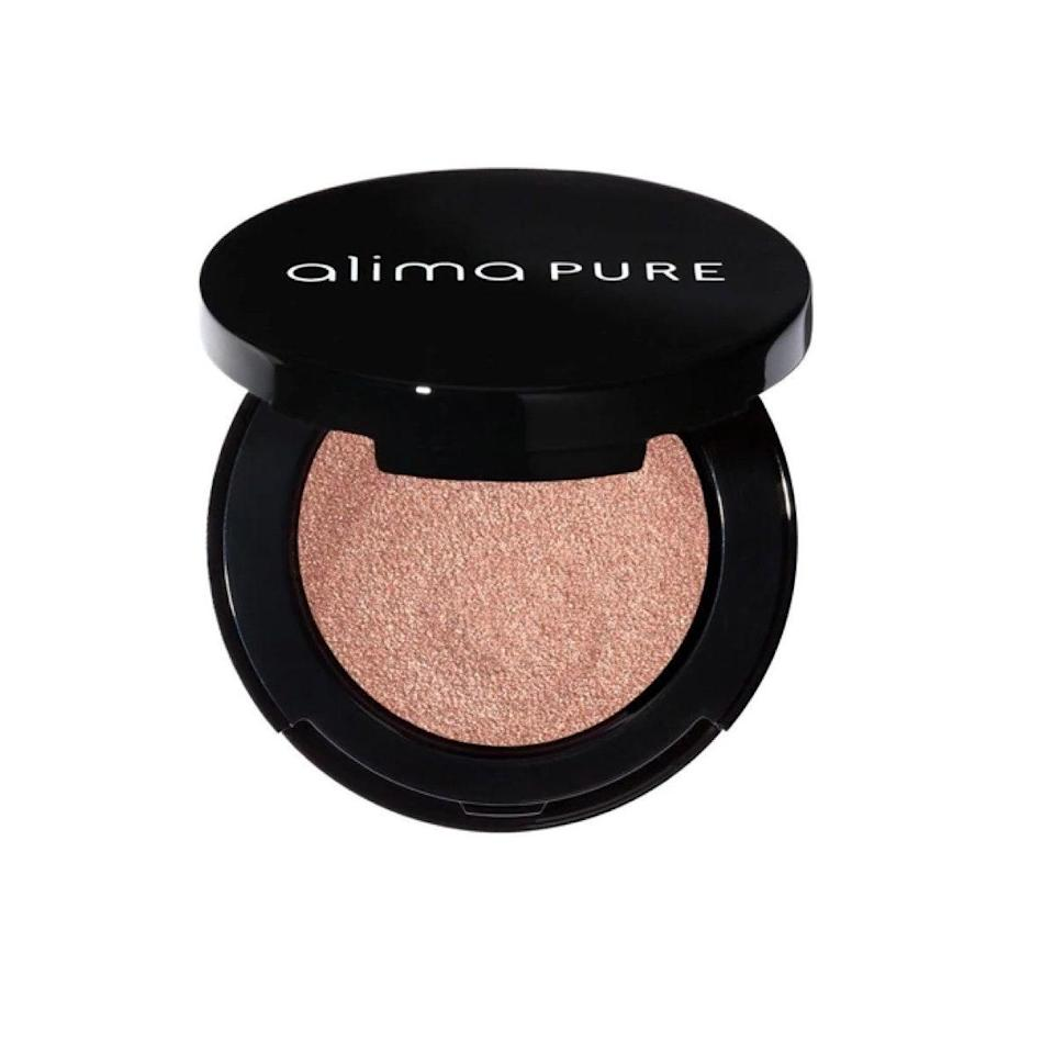 "This creamy highlighter is offered in two shades—a rose gold and a bronze—and can be used anywhere you need a little glow. The plastic compacts are totally refillable, and <a href=""https://shop-links.co/1738314802067612202"" rel=""nofollow noopener"" target=""_blank"" data-ylk=""slk:refills"" class=""link rapid-noclick-resp"">refills</a> are $20. $28, Alima Pure. <a href=""https://shop-links.co/1738250003106752617"" rel=""nofollow noopener"" target=""_blank"" data-ylk=""slk:Get it now!"" class=""link rapid-noclick-resp"">Get it now!</a>"