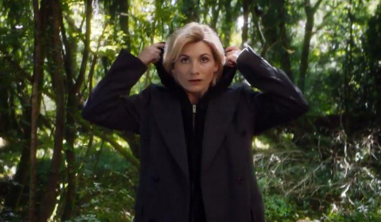 Jodie Whitaker stars as Doctor Who - Credit: BBC
