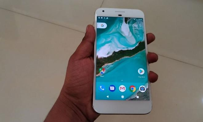 Google Pixel XL,display, review, Pixel XL review, Pixel XL display, Pixel XL display review