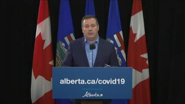 Alberta Premier Jason Kenney promised there would be no new taxes in the budget.