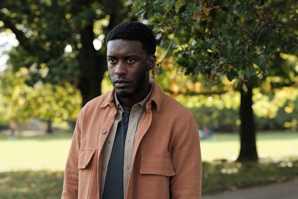 Samuel Adewunmi as Ed (TWO BROTHERS PICTURES FOR ITV)