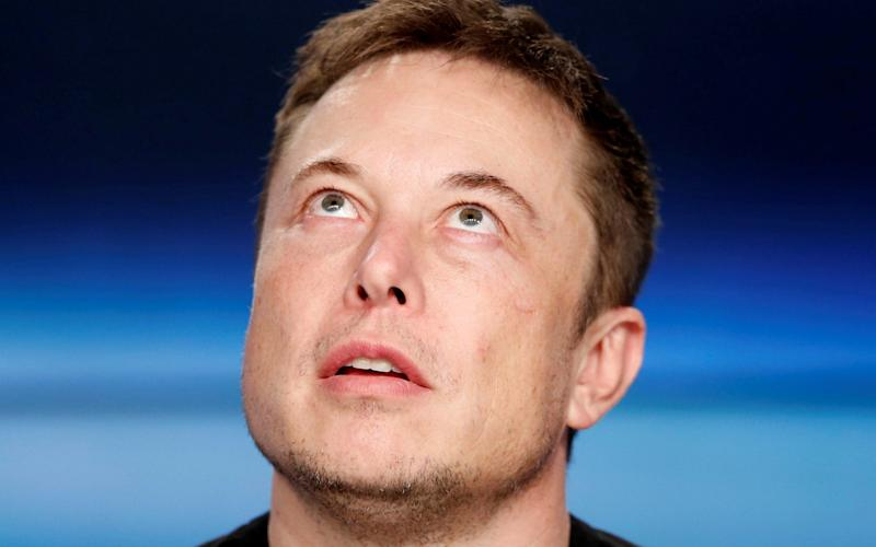 Elon Musk said: 'I apologise to Mr Unsworth and to the companies I represent as leader' - REUTERS