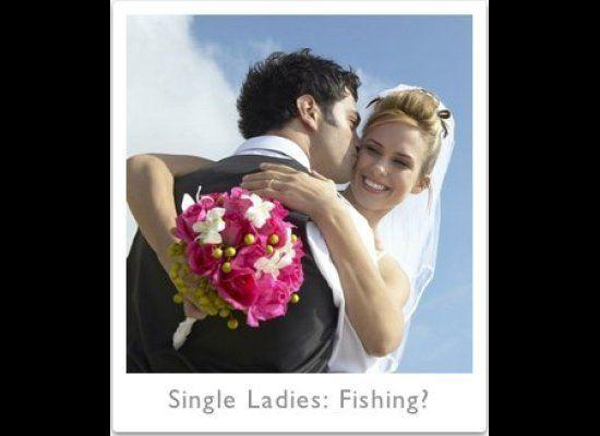"We were generally confused by this article. Apparently it's actually about how being single is your own fault: ""If you find yourself longing for a mate this year with none in sight, the one thing you know is that you aren't doing SOMETHING right,"" <a href=""http://magazine.foxnews.com/love/single-ladies-fishing#ixzz1ypNchFeL"" target=""_hplink"">writes contributor Janet Blair Page, Ph.D</a>."