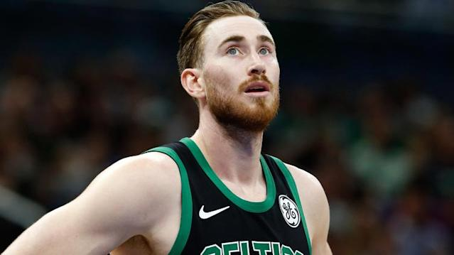 Gordon Hayward hasn't been himself since recovering from a gruesome injury at the beginning of the 2017-18 season. It sounds like he's still trying to make sense of it all.