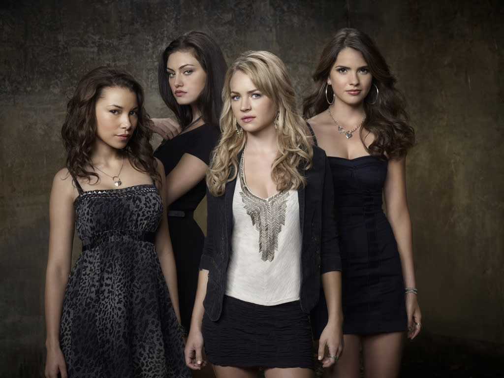 """<b>""""The Secret Circle""""</b> (The CW)<br>Thursdays at 9 PM<br><b><br>The Good News:</b> Executive-produced by """"Vampire Diaries"""" boss Kevin Williamson, this witchy drama, also adapted from a supernatural young adult book series, is a nice tonal fit with """"Diaries."""" Thanks to that lead-in, it's also The CW's second-highest-rated series.<br><br><b>The Bad News:</b> As mentioned, CW's got some super-strong pilots vying for fall slots, and """"Secret Circle"""" isn't all that buzzy among the young people the network covets. The show, like every other non-""""Vampire Diaries"""" series on the network, is also averaging less than a 1.0 in the demo."""
